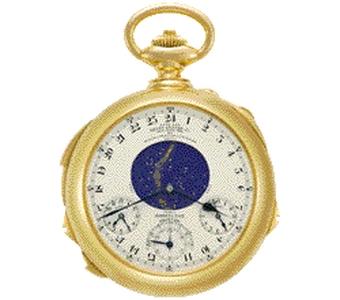 Cel mai scump ceas de buzunar