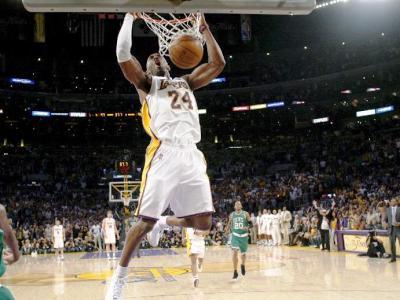 #6 Kobe Bryant